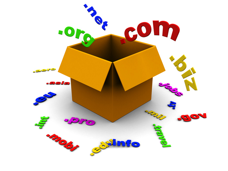 box with domains